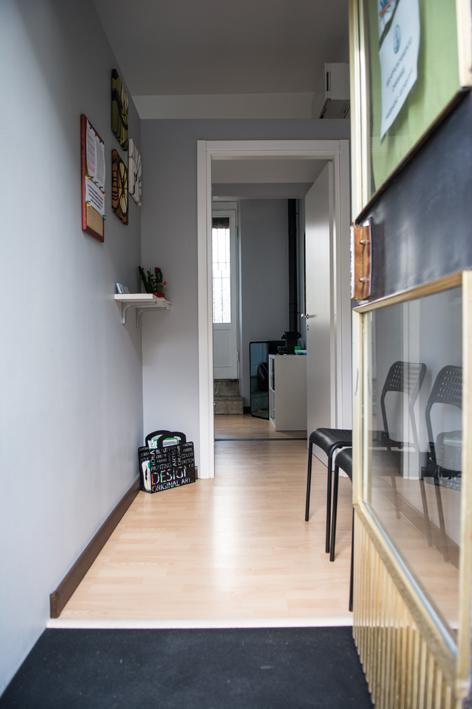 Studio Kinesio a Lazzate (Monza Brianza) - La sala d'attesa