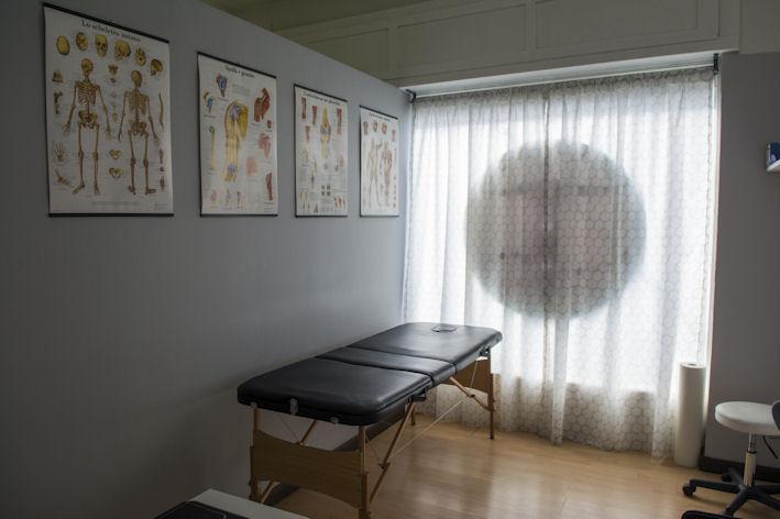 Studio Kinesio a Lazzate (Monza Brianza) - Interni
